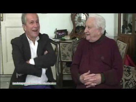 """Intervista al maestro Armando Maniscalco """"Il fotografo di Diamante"""""""