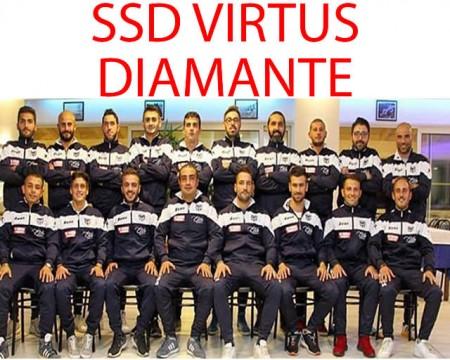 Ssd Virtus Diamante rimette in moto il calcio adamantino