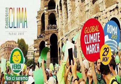 Appello dei Verdi Ecologisti Calabria sui Cambiamenti Climatici