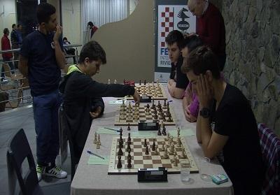 """Concluso il festival internazionale degli scacchi """"Riviera dei Cedri"""""""