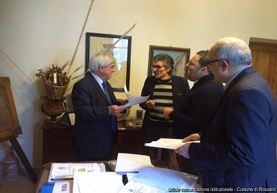 Rossano: Ecco i primi atti del Commissario Prefettizio