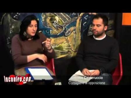 Incontro con… Antonio Cauteruccio-cartelle pazze e diritti dei disabili-