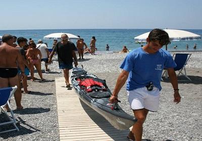 Tortora: Il giro della Calabria in kayak di Francesco Mazzacoco
