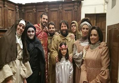 Belvedere: Successo per le iniziative natalizie del Cenacolo culturale Francescano