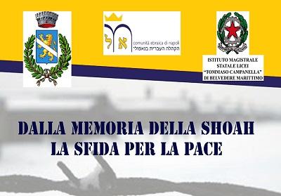 """Belvedere: Le Scuole ricordano """"La giornata della memoria"""""""