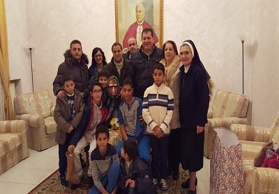Cetraro: Befana ai bambini orfani della Colonia San Benedetto