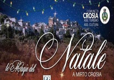 Crosia: Magie di Natale, edizione da record