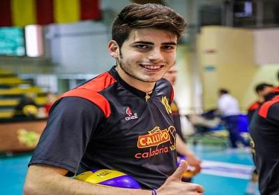 Luca Presta, due Coppe Italia, è già nella storia dello sport Calabrese