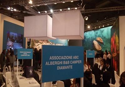 Diamante: L'Associazione A.B.C ha partecipato alla BIT