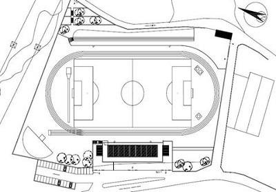 Diamante, presentato il progetto per il nuovo campo sportivo