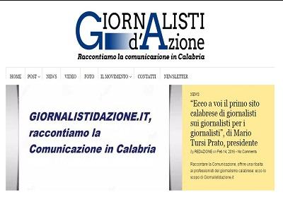 """Si chiama Giornalistidazione.it il primo sito calabrese """"B2B"""" fatto da giornalisti per  giornalisti"""