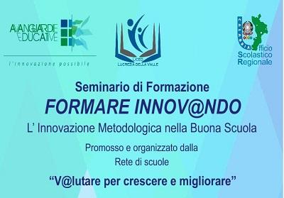 """Cosenza: Seminario """"Formare Innovando"""" al liceo Lucrezia della Valle"""