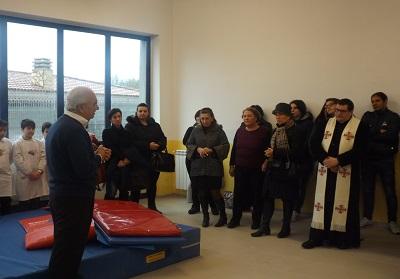 Diamante: Aperto il nuovo Istituto scolastico di Cirella