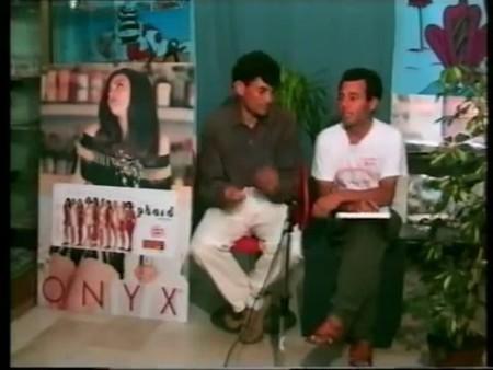 Antonio Serra intervista Checè- Un intervista che ha fatto la storia della televisione