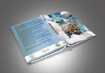 """Il libro """"Oneiron"""" del progetto """"Parentesi Aperta"""" al B-Book festival di Cosenza"""