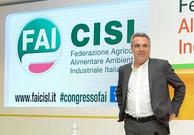 Confagricoltura Calabria: Congratulazioni a Luigi Sbarra neo segretario nazionale Fai CISL