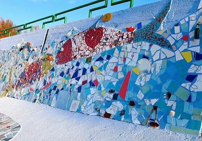 Belvedere sarà la città dei mosaici artistici