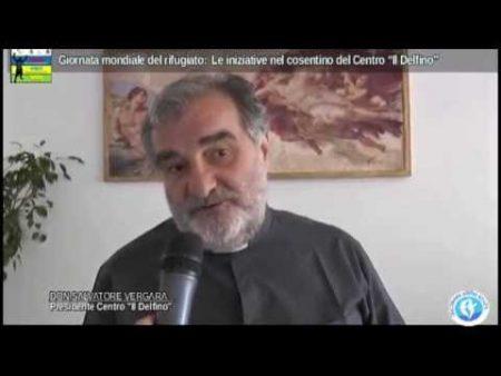 """Giornata mondiale del rifugiato: Le iniziative de """"Il Delfino"""" di Cosenza-servizio e intervista"""