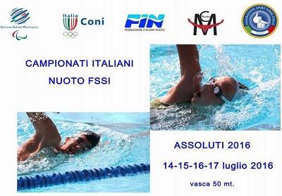 Diamante: Il giovane Giuseppe Sollazzo gareggerà al Campionato italiano di Nuoto (FSSI)