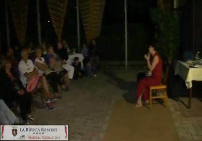 """Scalea: Ultimi due Spettacoli della Rassegna Teatrale a """"La Bruca Resort"""""""