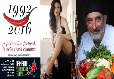 Diamante: Parte il 24° Peperoncino Festival, ospiti Andy Luotto e Ramona Badescu
