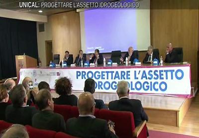 """All'UNICAL si è discusso di come """"Progettare l'assetto idrogeologico"""" in Calabria"""