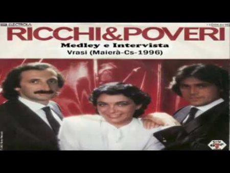 TD Story: Medley ed intervista ai Ricchi e Poveri (Maierà Cs-1996)