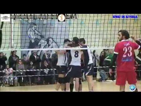 Finale Play off Pallavolo- Nautica De Maria Diamante-Cgs Volley Catanzaro 3-1- integrale