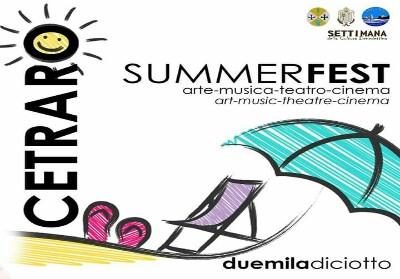 """""""Cetraro summer fest"""", un programma ricco di eventi animerà l'estate"""