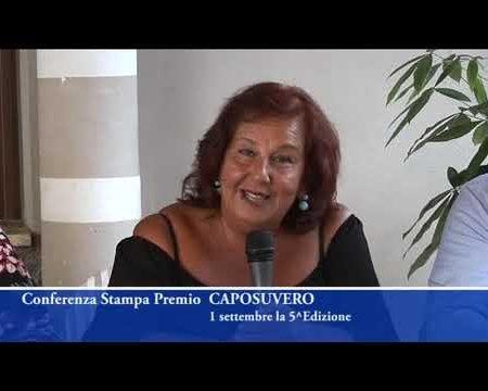 Gizzeria (CZ). Conferenza Stampa Premio Caposuvero 5^Edizione