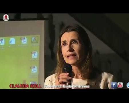 """Diamante: Claudia Koll-""""Fede e Carità: la mia conversione"""""""