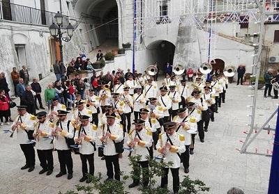 """Diamante: Sabato 11 agosto lo Storico Gran Concerto Bandistico """"Città di Ailano"""""""
