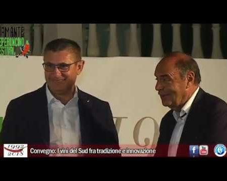 Diamante: Convegno su i vini del Sud con Bruno Vespa e Riccardo Cotarella