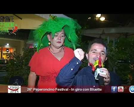 26° Peperoncino Festival di Diamante, in giro con Bluette-1pt