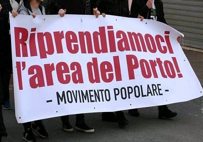 Porto di Diamante: Movimento Popolare annuncia azioni più incisive e definitive