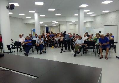 Porto di Diamante: Tanto pubblico per l'assemblea indetta dal Movimento Popolare