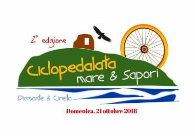 """2^ edizione della """"Ciclopedalata mare & sapori"""" organizzata da """"T.U.A. Diamante*"""""""