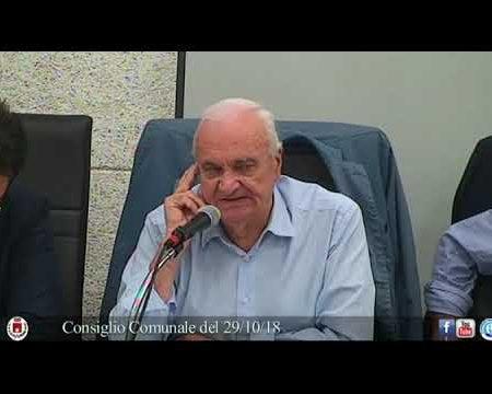 Diamante: Consiglio comunale del 29/10/18 – O.d.G. Questione Porto