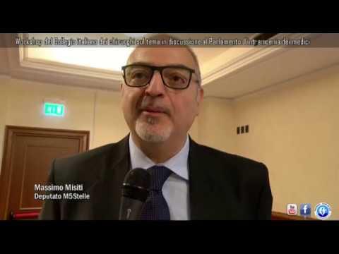 Workshop del collegio italiano dei chirurghi sul tema in for Lavorare al parlamento italiano