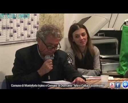 Comune di Monteforte Irpino (Av) e Comune di Diamante (Cs), Arte e Cultura a confronto