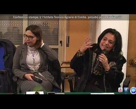 L' l'Istituto Tecnico Agrario di Cirella, presidio per la biodiversità-Conferenza stampa
