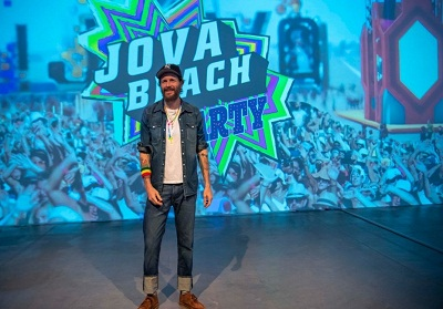 A Praia a Mare fa tappa il Jova Beach Party Estate 2019, il rivoluzionario tour estivo di Jovanotti