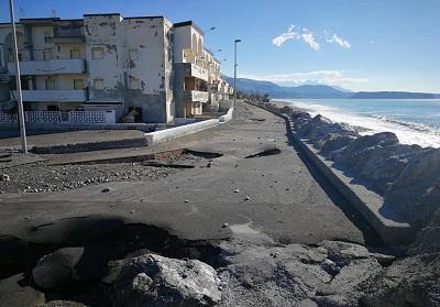 Mareggiate a Tortora. Il Consigliere Raffaele Papa chiede un Consiglio comunale specifico
