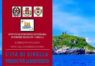Conferenza stampa: L' l'Istituto Tecnico Agrario di Cirella, presidio per la biodiversità