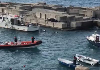 Porto di Diamante: Sequestrate le barche dei  pescatori, arriva la solidarietà del Sindaco