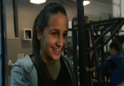 """È on-line il web thriller """"Un difficile Perdono"""", protagonista la giovane attrice calabrese Denise Sapia"""