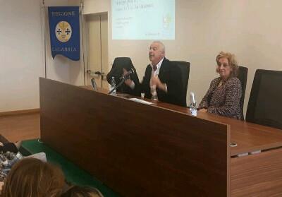 Lectio magistralis del Prof. Nuccio Ordine presso la Regione Calabria