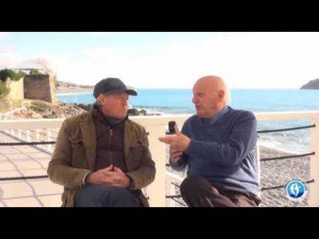 """Incontro con Dario Sollazzo  dal ristorante """"DA LUCIO"""" a Cirella"""