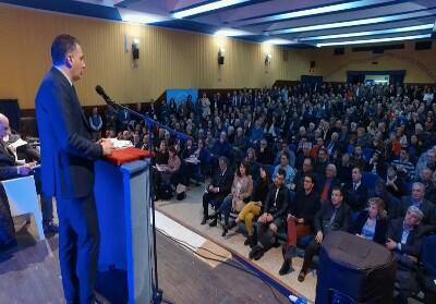 """Orlandino Greco: """"L'Italia del Meridione, diventa un Partito Nazionale"""""""