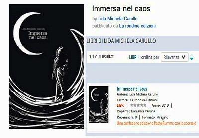 Belvedere: Michela Carullo l'enfant prodige che a 13 anni pubblica il suo primo romanzo